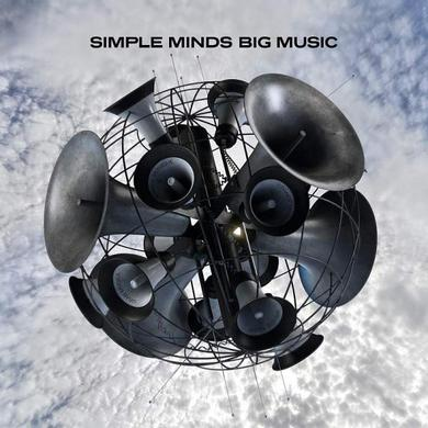 Simple Minds Big Music CD Album CD