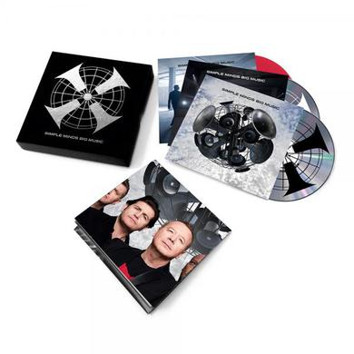 Simple Minds Big Music (Limited Edition Deluxe Box Set) CD/DVD