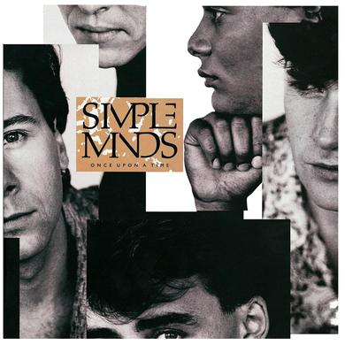 Simple Minds Once Upon A Time (Blu-Ray Audio) Blu-ray