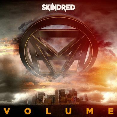 Skindred Volume CD Album (Ltd Edition + Bonus DVD)` CD/DVD