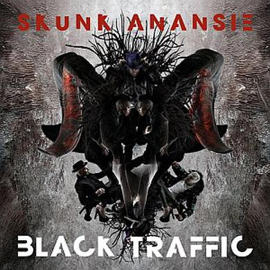 Skunk Anansie Black Traffic CD