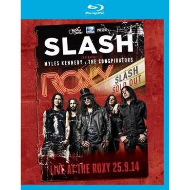 Slash Live At The Roxy 25.9.14 (Blu-Ray) Blu-ray
