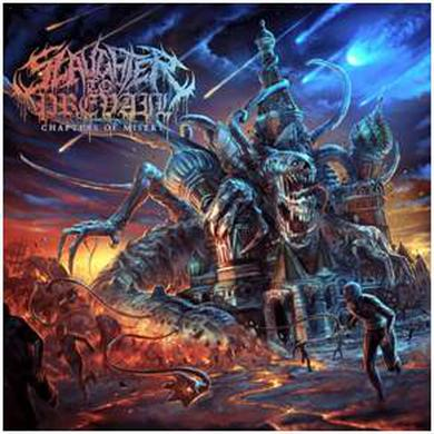 Slaughter To Prevail Chapters of Misery (EP) CD