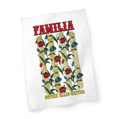 Sophie Ellis-Bextor Familia Tea Towel
