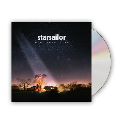 Starsailor All This Life CD Album (Signed) CD