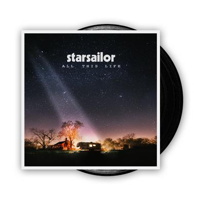 Starsailor All This Life Vinyl LP (Signed) LP