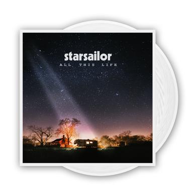 Starsailor All This Life White Vinyl LP (Signed, Exclusive) LP