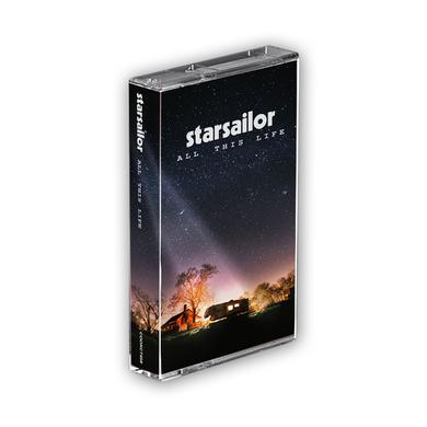 Starsailor All This Life Cassette (Exclusive) Cassette