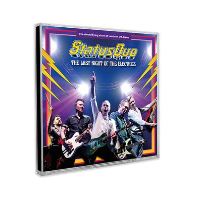 Status Quo The Last Night Of The Electrics (2CD Digipak) CD