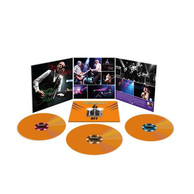 Status Quo The Last Night Of The Electrics (Exclusive Ltd. Triple Gatefold with Coloured 180g Vinyl) Triple Heavyweight LP