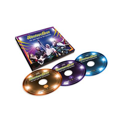 Status Quo The Last Night Of The Electrics (Exclusive Ltd. 2CD+Blu-ray Edition) CD/Blu-ray
