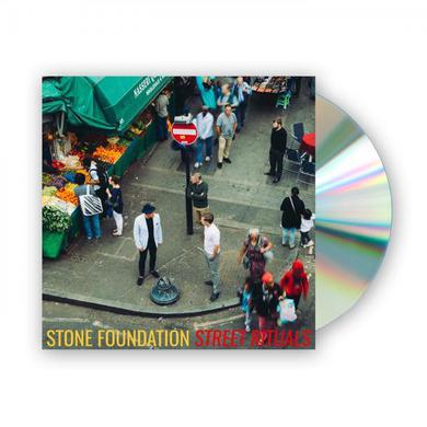 Stone Foundation Street Rituals CD Album CD