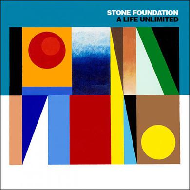 Stone Foundation A Life Unlimited Clear Vinyl LP LP