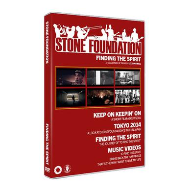 Stone Foundation Finding The Spirit DVD DVD