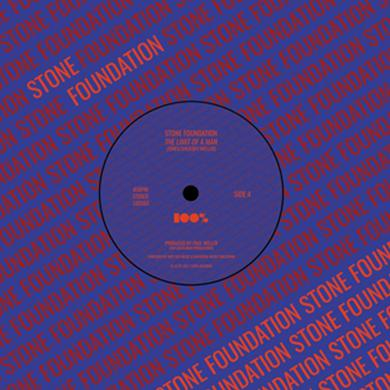 Stone Foundation The Limit Of A Man 7-Inch Single 7 Inch