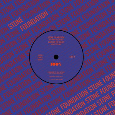 Stone Foundation Back In The Game 7-Inch Single 7 Inch