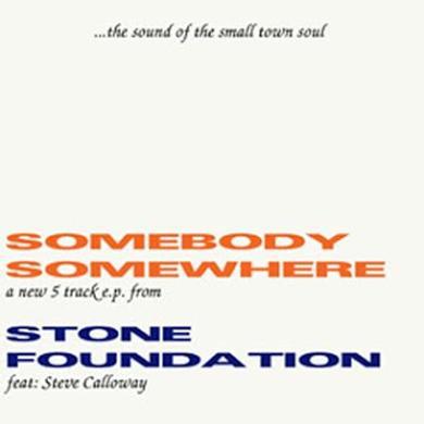 Stone Foundation Somebody Somewhere EP CD CD (Vinyl)