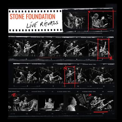 Stone Foundation Live Rituals CD/DVD (Signed) CD/DVD