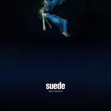 Suede Night Thoughts (Double Heavyweight Vinyl) Double Heavyweight LP
