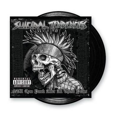 Suicidal Tendencies Still Cyco Punk After All These Years Vinyl LP LP