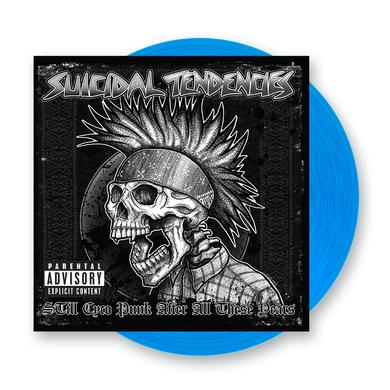Suicidal Tendencies Still Cyco Punk After All These Years Blue Vinyl LP (Exclusive) LP