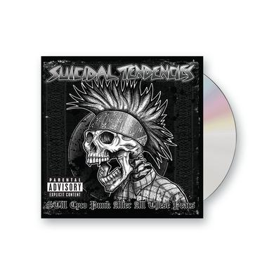 Suicidal Tendencies Still Cyco Punk After All These Years CD Album CD