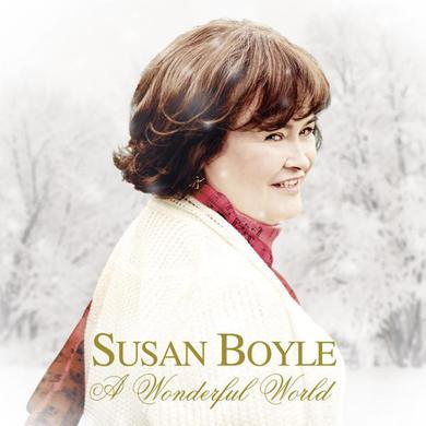Susan Boyle A Wonderful World CD Album CD