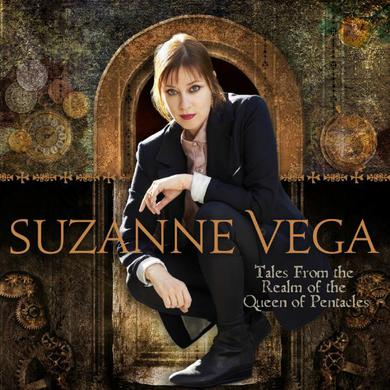 Suzanne Vega Tales From The Realm Of The Queen Of Pentacles (with EXCLUSIVE SIGNED ART PRINT) CD