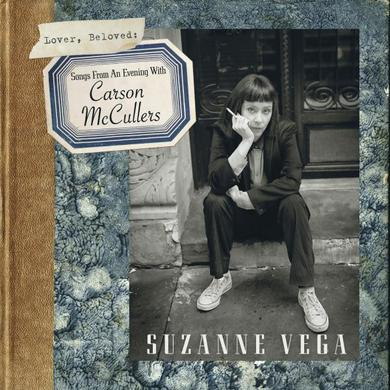 Suzanne Vega Lover, Beloved: Carson Mc Cullers Signed CD CD