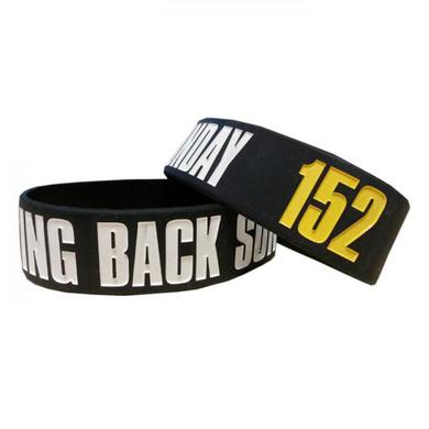 Taking Back Sunday 152 Silicon Wristband