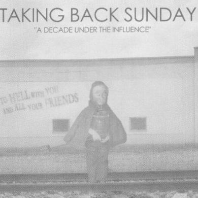 Taking Back Sunday A Decade Under The Influence CD Single CD