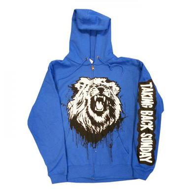 Taking Back Sunday Lion's Head Full Zip Hoody