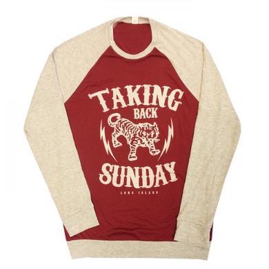 Taking Back Sunday Baseball Sweatshirt