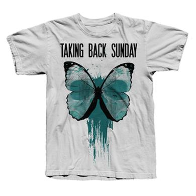 Taking Back Sunday Butterfly T-Shirt