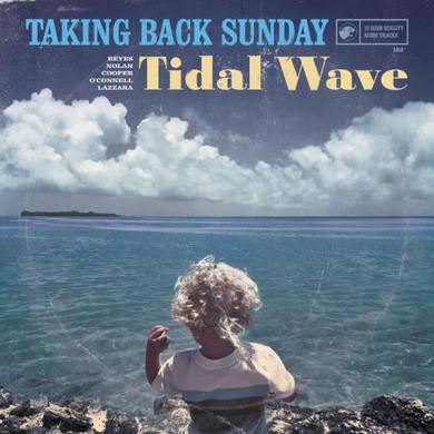Taking Back Sunday Tidal Wave CD Album CD