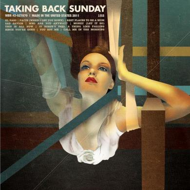 Taking Back Sunday Vinyl LP LP