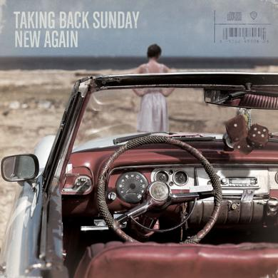 Taking Back Sunday New Again Vinyl LP LP