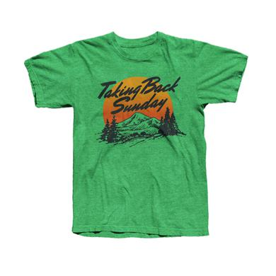 Taking Back Sunday Sunset T-Shirt
