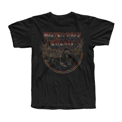 Taking Back Sunday Truck Stop Panther T-Shirt