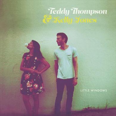Teddy Thompson & Kelly Jones Little Windows (W/Signed Art Print) (180g Gatefold) Heavyweight LP (Vinyl)