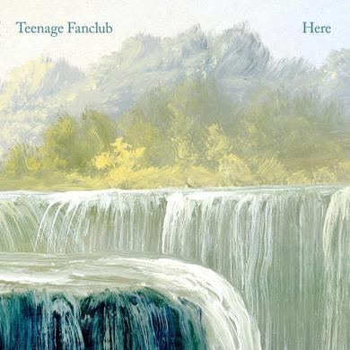 Teenage Fanclub Here Black Vinyl Album LP