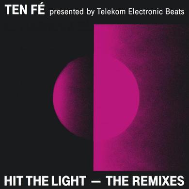 TEN FE Hit The Light - The Remixes 12-Inch Vinyl 12 Inch