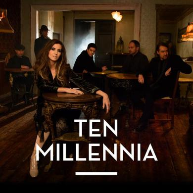 Ten Millennia CD Album CD