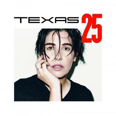 TEXAS 25 Deluxe 2CD Album CD