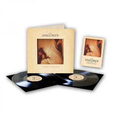 The Anchoress CONFESSIONS OF A ROMANCE NOVELIST 2LP W/ LTD EDITION POSTCARD (SIGNED) Double Heavyweight LP (Vinyl)