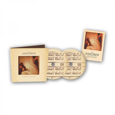 The Anchoress CONFESSIONS OF A ROMANCE NOVELIST 2CD W/ LTD EDITION POSTCARD (SIGNED) Deluxe CD