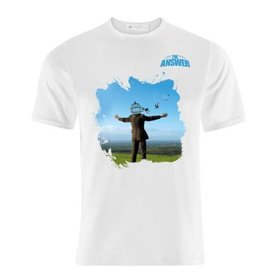 The Answer Storn Thorgerson Design T Shirt