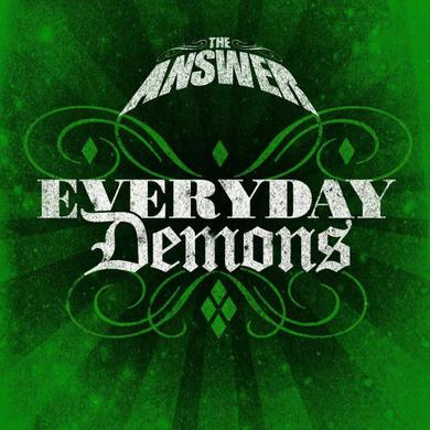 The Answer Every Day Demons: Green CD Album CD