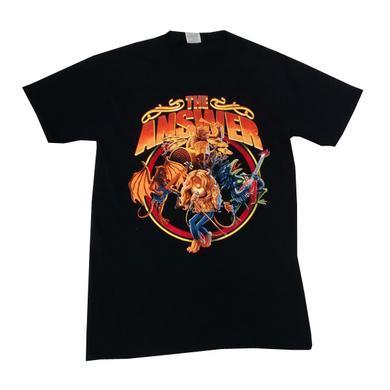 The Answer Raise A Little Hell USA Tour T-Shirt