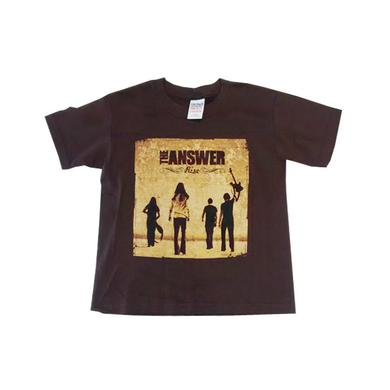 The Answer Rise Brown T-Shirt
